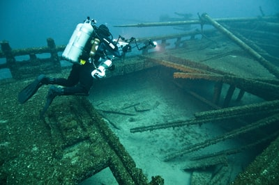 How to make a sunken ship career, and how to get a job in it